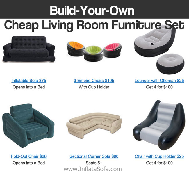 Cheap Living Room Furniture Under 105
