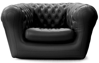 Chesterfield Inflatable Chair
