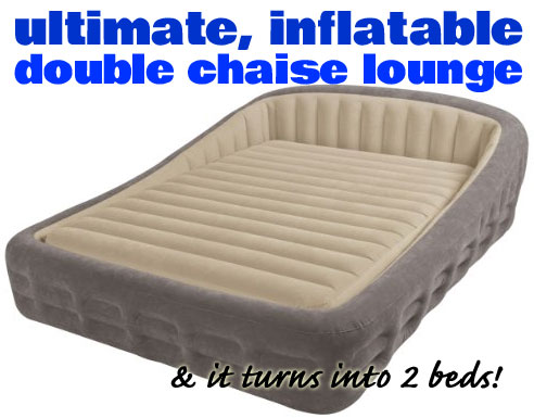 sc 1 st  THE Inflatable Sectional Sofa! : inflatable chaise lounge - Sectionals, Sofas & Couches